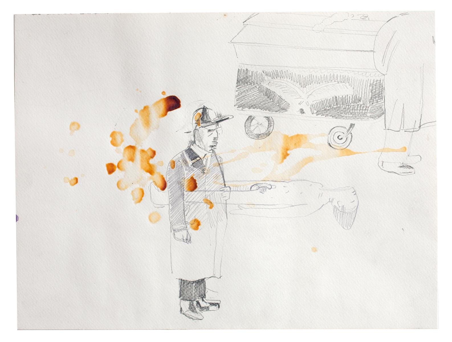 ohne Titel_2003 / 40 x 30 cm_Bleistift/Papier