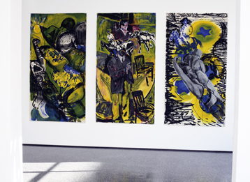 Triptychon 2012
